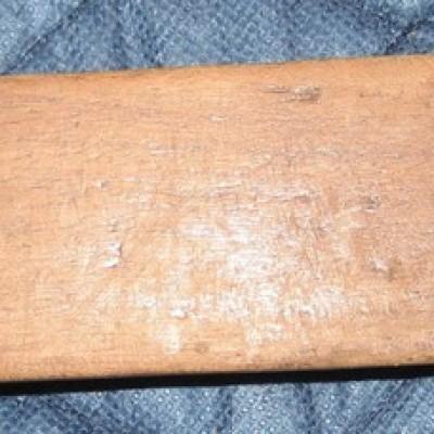 Block, Wood