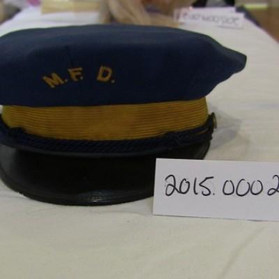 Hat, Fire Uniform