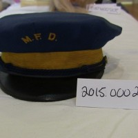 Hat, Fire Uniform
