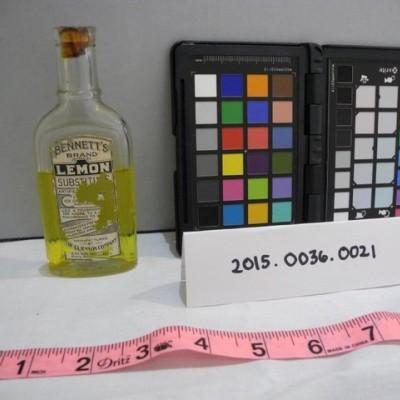 Bottle, Extract