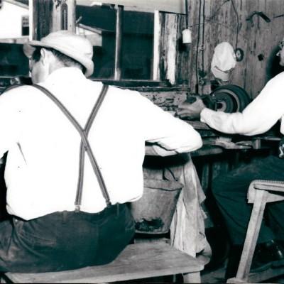 Button Making In Milton Delaware