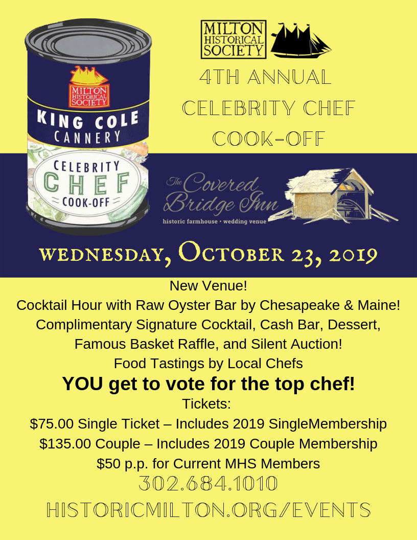 2019 Cook off Save the date Flyer Final 7.2019